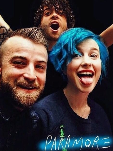25+ best ideas about Hayley Williams Blue Hair on ...