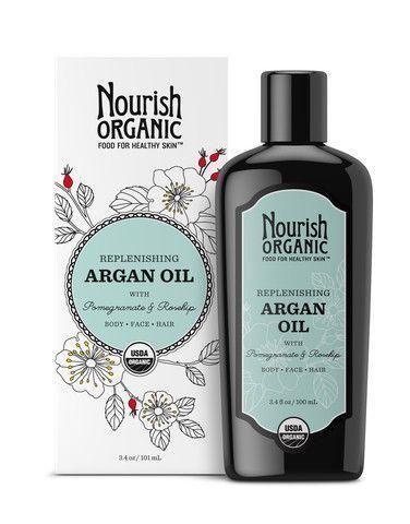 Organic Replenishing Argan Oil