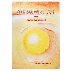 Co nám tělo říká aneb po stopách nemocí (Ing. Miroslav Hrabica) - Tato kniha vám nabízí určité impulzy k zamyšlení.