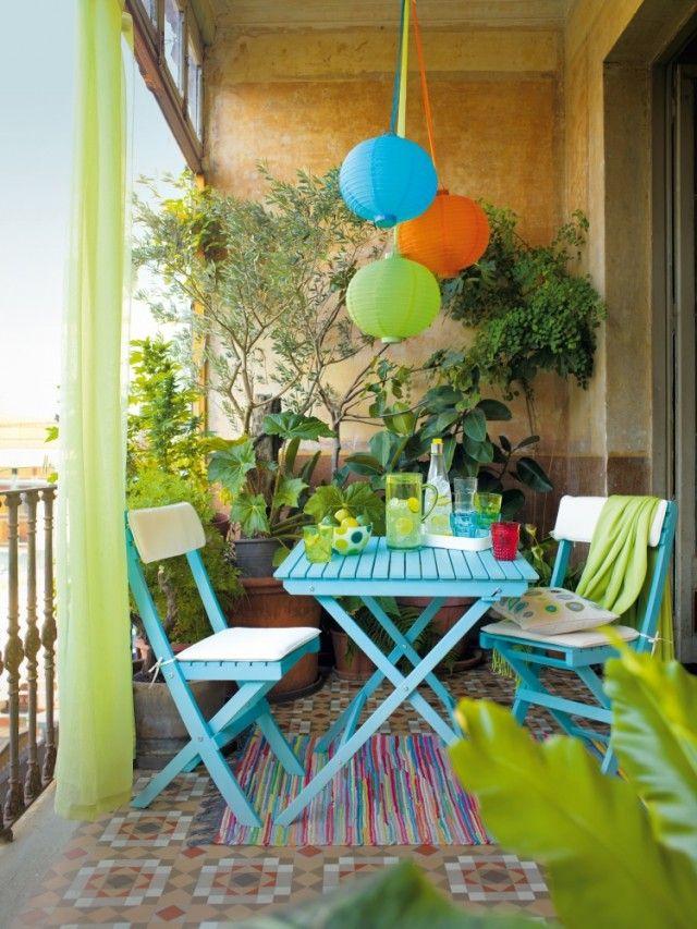 Den Balkon Oder Die Terrasse Im Sommer Zu Dekorieren Ist Ein Absolutes  Muss. Sommerliche Balkondeko