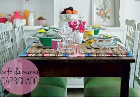 Café da manhã caprichado no Dia dos Pais!