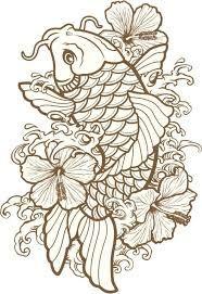The 25 best Pez koi dibujo ideas on Pinterest  Dibujo de peces