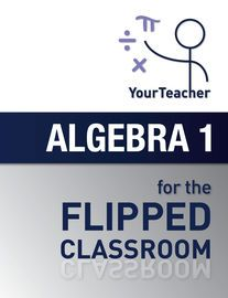 "Algebra 1 | http://paperloveanddreams.com/book/523327390/algebra-1 | YourTeacher is proud to introduce the world's first Algebra 1 textbook for the flipped classroom!In this amazing 'textbook with a teacher inside ®,' every lesson features video examples, practice problems with audio explanations, interactive multiple-choice self-tests, and much more!********""I would like to express my complete excitement in working with your program.  The comprehension and retention of content with the…"