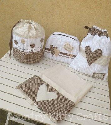 set bagno: Sets Bagno, Bebe, Sewing, Bags, Cucito, Bathroom Sets, Bags, Photos Shared