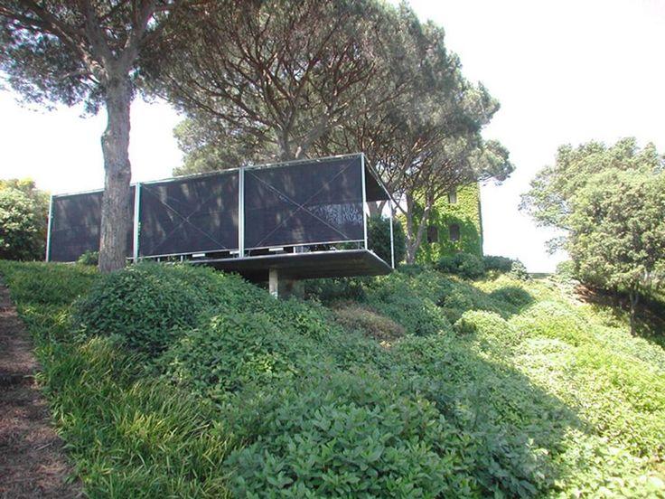 con paolo pejrone / giardino all'argentario, grosseto