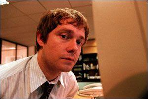 Tim Canterbury... love him only slightly less than Jim Halpert.