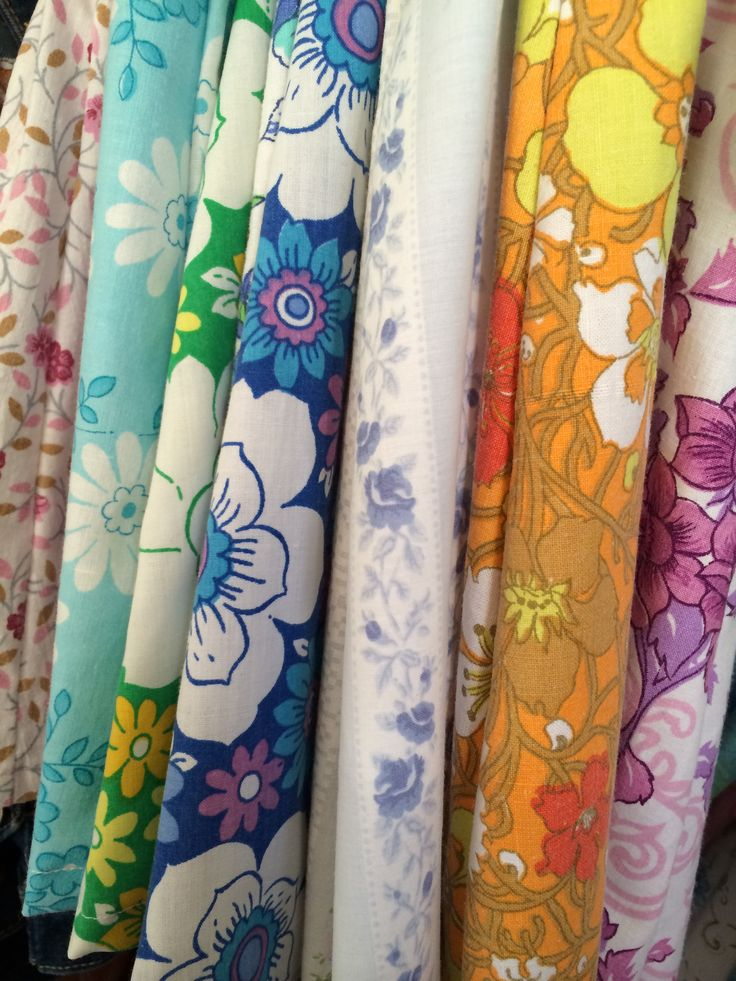 Milly and Mack vintage fabric girls skirts