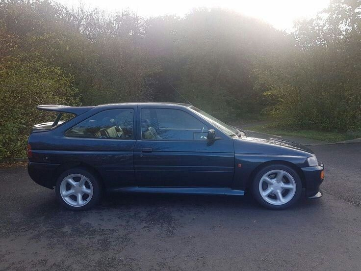 Pin Em Ford Escort Rs Cosworth Pictures