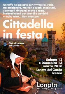 MedioEvo Weblog: Cittadella in festa a Lonato del Garda (BS)