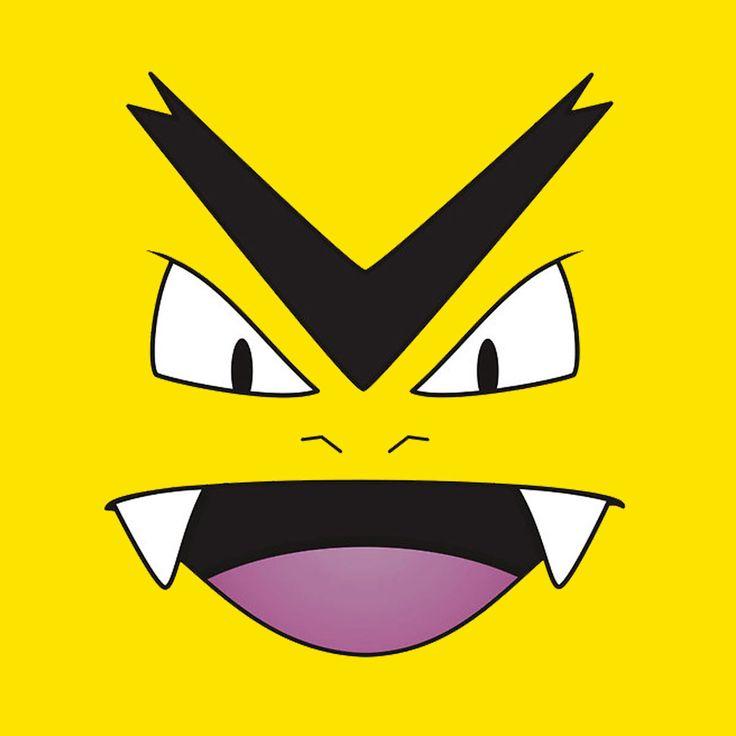 Camiseta niño Pokemon. Amarilla Camiseta basada en el anime Pokemon, creado por Satoshi Tajiri. En ella podemos ver el rostro de uno de Pokemon.