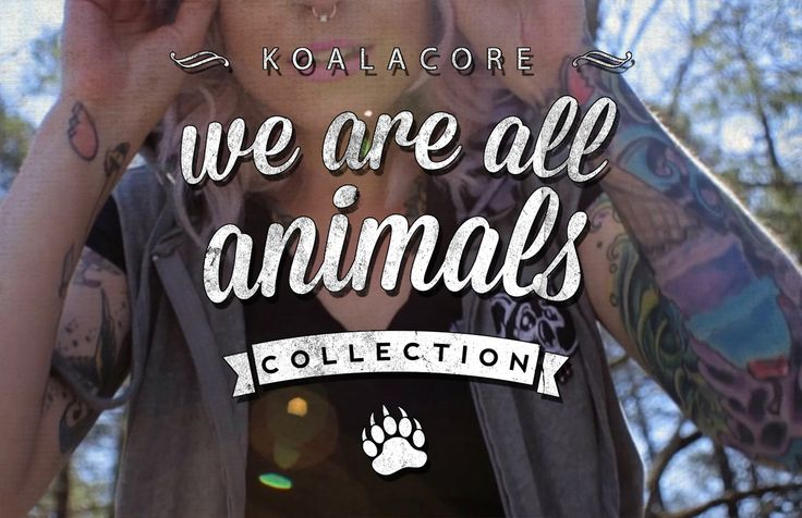 The latest soft grunge styles and fashions from Koalacore // we donate proceeds from every sale to a different non kill animal shelter every month