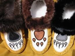 Image result for moccasin beading patterns baby