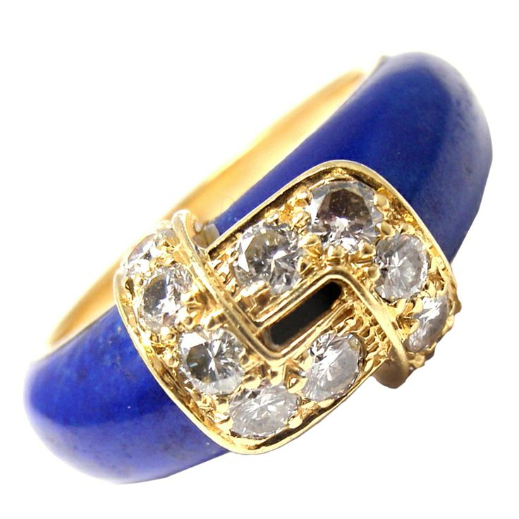 Gold And Diomind Ring