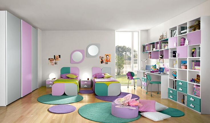 camere bambini eresem C113 Lineare