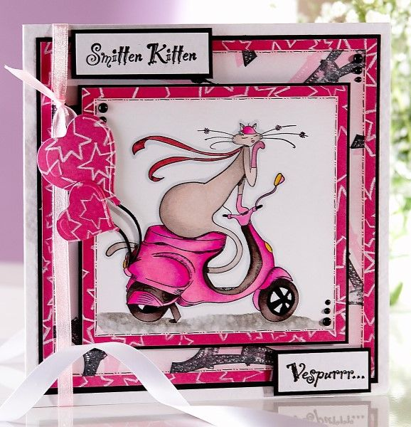Catitudes from Crafter's Companion - #Dies #Cardmaking #Crafting #Hobbies #Arts #Hochanda #Crafts #Pens #Hobby #Art #lifestyle #CraftersCompanion #Catitudes - www.hochanda.com/