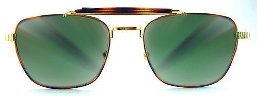 Hubert Square Aviator Sunglasses - 116 $15