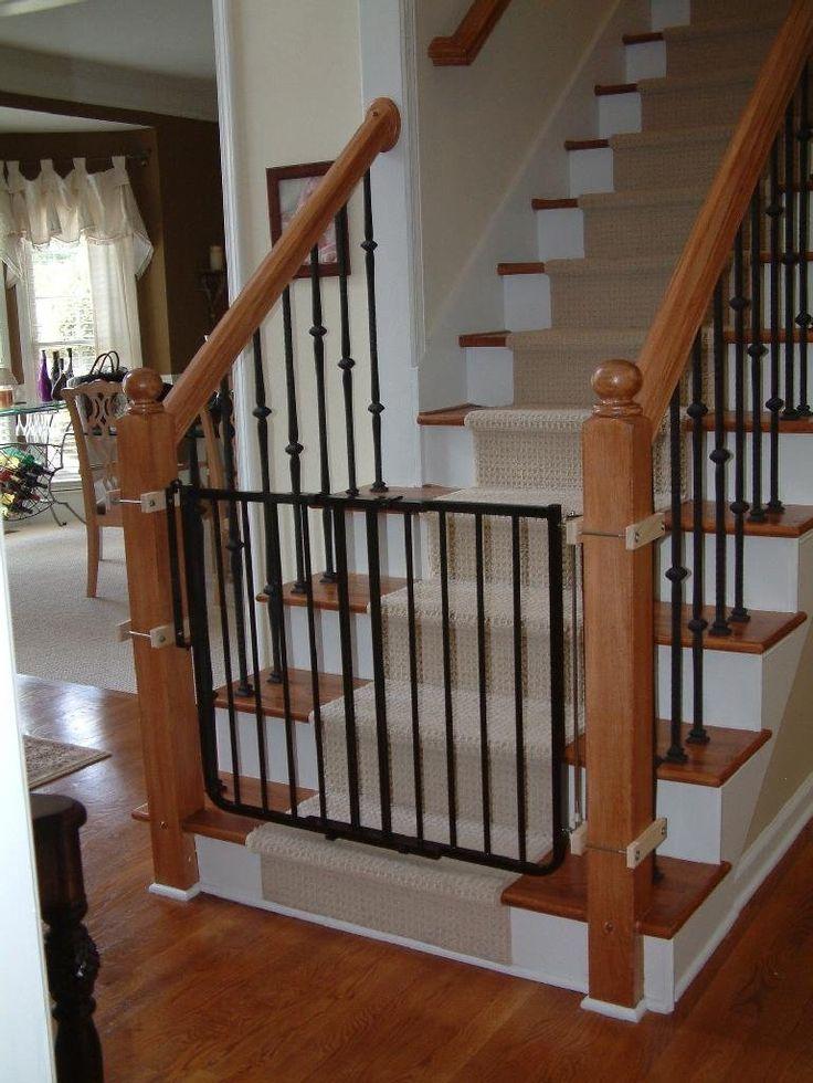 Cardinal gates stairway special safety gateblack free