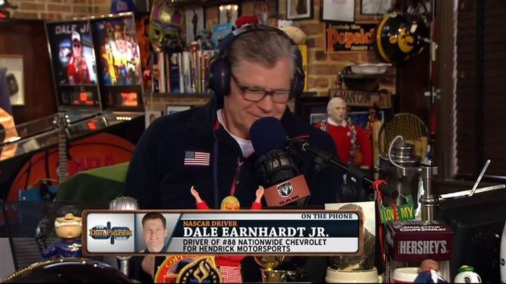 Earnhardt talks Homestead, his engagement and his five-year plan on 'The Dan Patrick Show' | Hendrick Motorsports