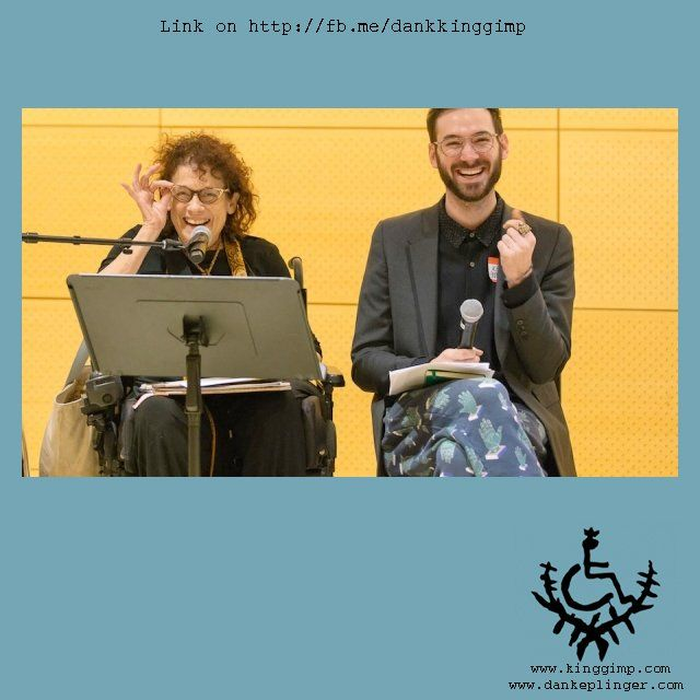 #Disability/ #Arts/NYC: 17 Lessons from 17 Months of Activism  https://twitter.com/kinggimp/status/959124504483115010