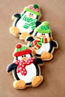 penguins from Bees Knees