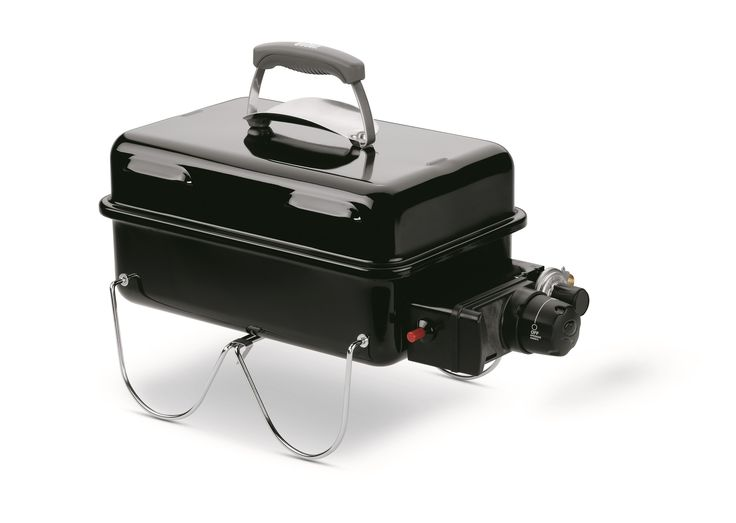 Weber Go-Anywhere Gas Portable Barbecue | GO Outdoors