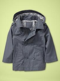 infant boys trench coat!