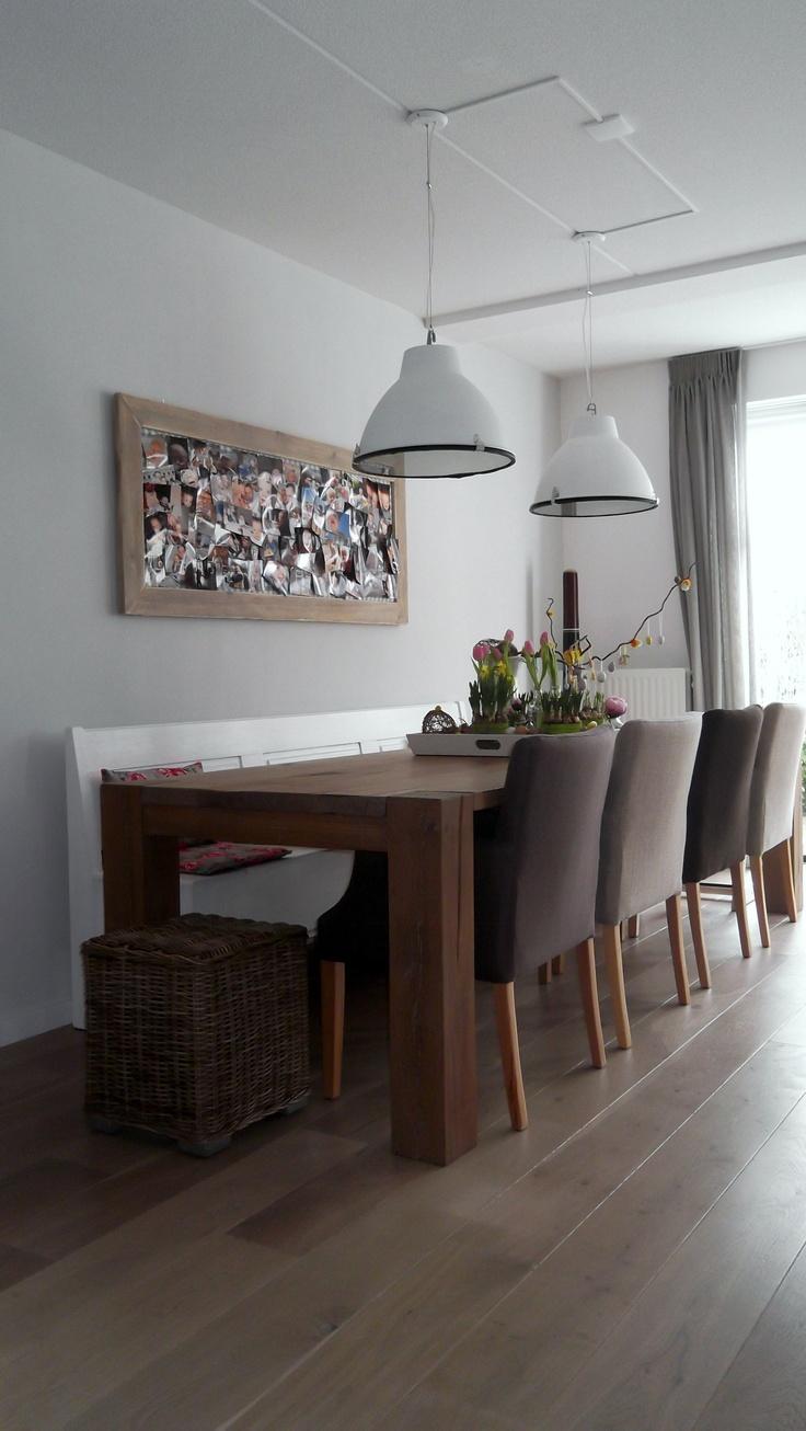 Meer dan 1000 ideeën over Grote Eettafels op Pinterest ...