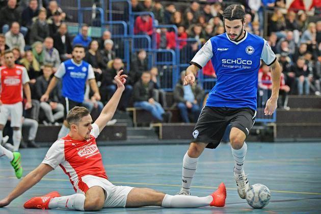 Bielefelder Hallenfußball-Stadtmeisterschaft: Am Donnerstag werden die Karten neu gemischt +++  Die Zwischenrunde steht
