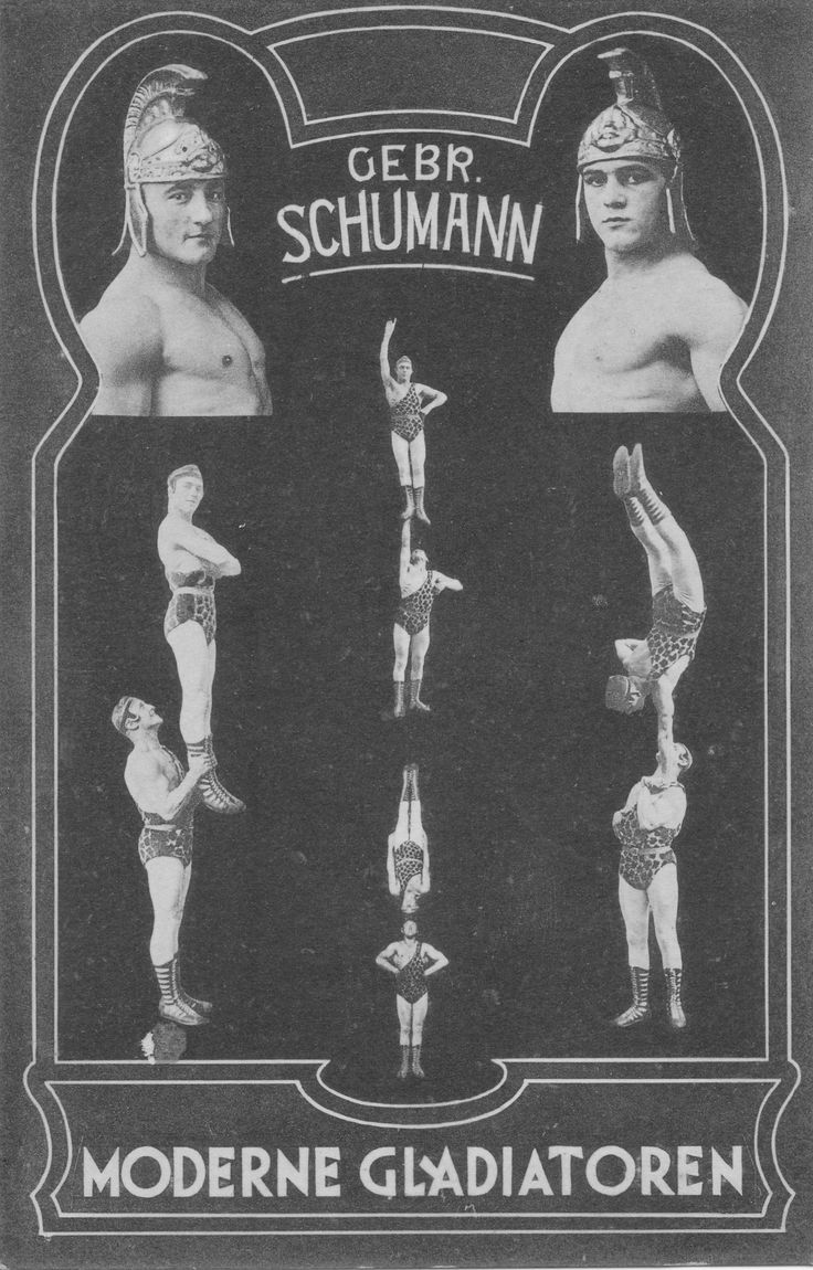 Schumann brothers.