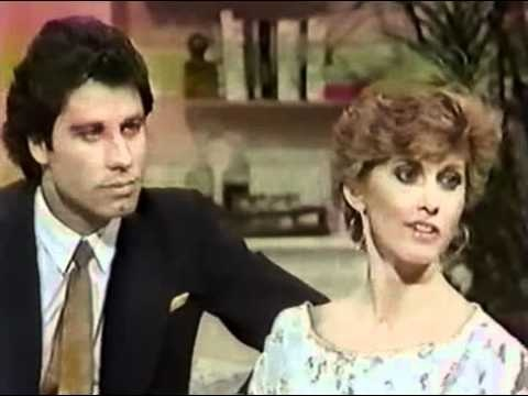 Merv Griffin Show - Olivia Newton-John and John Travolta
