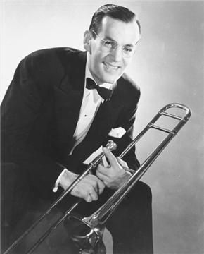 Big bandleader Glenn Miller was at the peak of popularity when he signed up to serve in the U.S. Army Air Force Band during World War II. His recordings and radio broadcasts boosted morale and patriotism. On Dec. 15, 1944, Miller was flying from England to Paris when his plane disappeared over the English Channel.