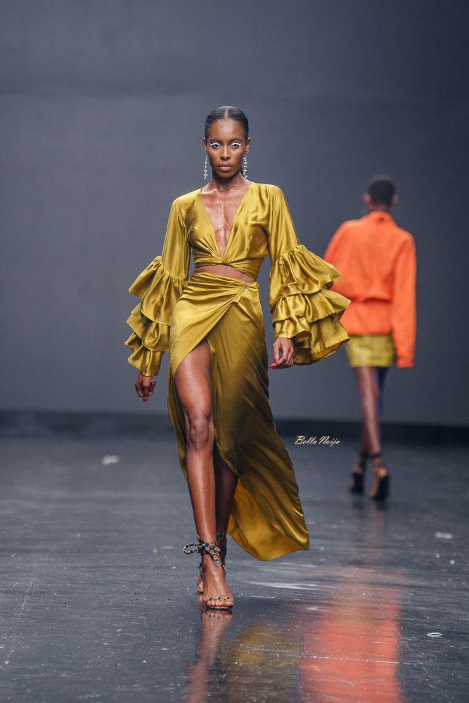 Heineken Lagos Fashion Week 2018 Runway Day 3 Ttya Bellanaija Fashion Week 2018 Fashion Week Fashion