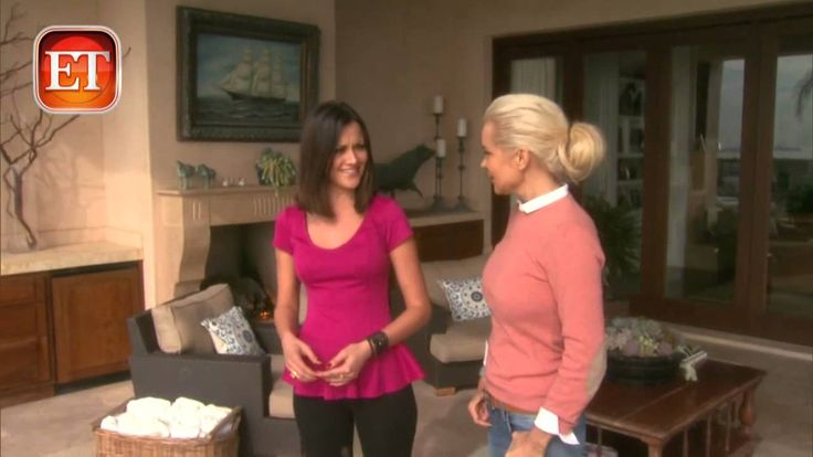 Yolanda Foster Home Tour.  This video of Yolanda's home has the canvas wall art that I love so much, and I'm soooo gonna recreate it!