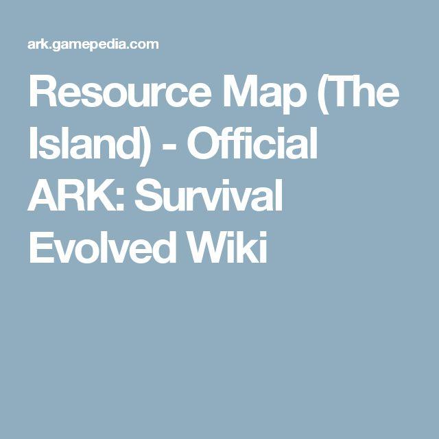 Madison : Ark gamepedia extinction resource map
