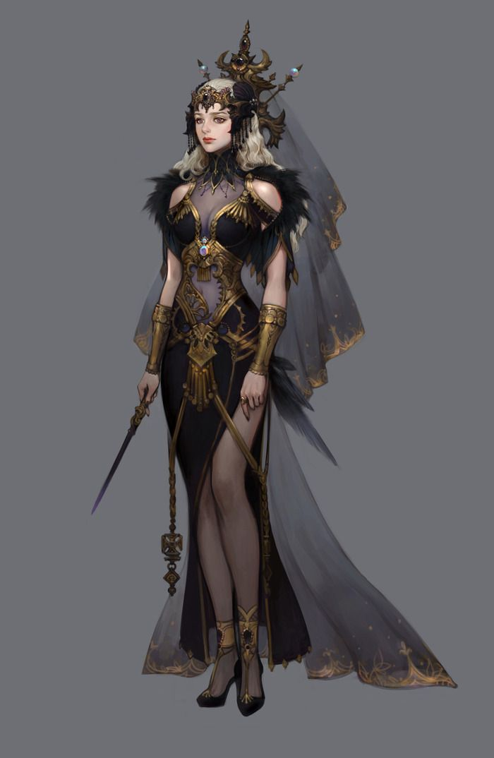 Concept Art by Hye Young Choi.