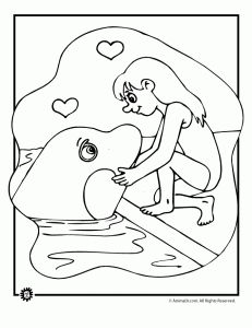 Blue Whale Coloring Page The Bluewhale Colouring Page Blue Whale