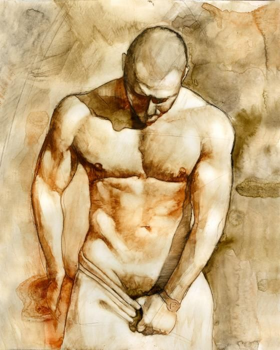 Art Of Naked Men - Recherche Google  Illustration -8736