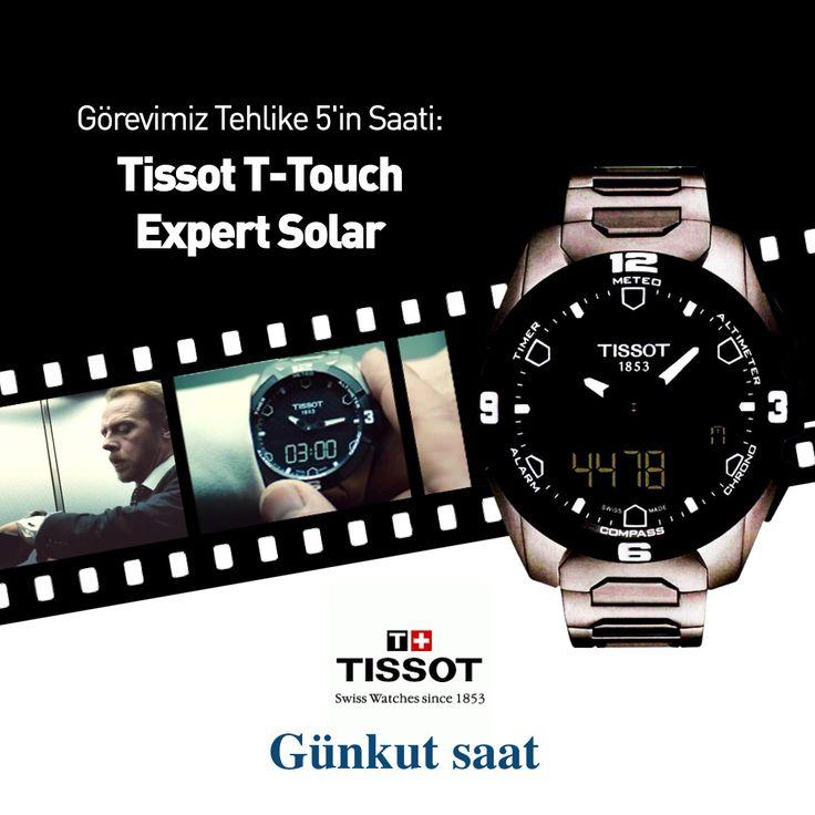 Görevimiz Tehlike 5 Filminin Saati: T-Touch Expert Solar!