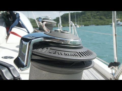 Servicing Your Winches | Sailing Blog - Technical Hints and Tips - Sailing Videos