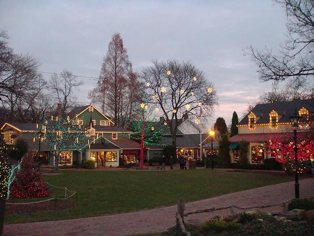 Peddlers Village, Bucks County
