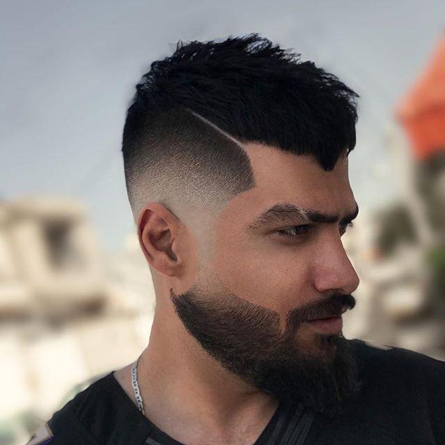 50 Kuhle Manner Rasierte Seiten Frisur In 2020 Rasiert Seite Frisuren Frisuren Mannerhaare
