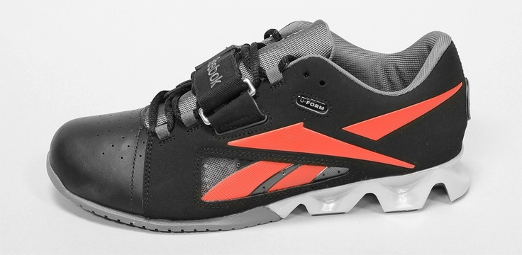 Reebok CrossFit OLY - Men's - Red/Grey/Pure Silver - CrossFit™ Shoes - Shoes $149
