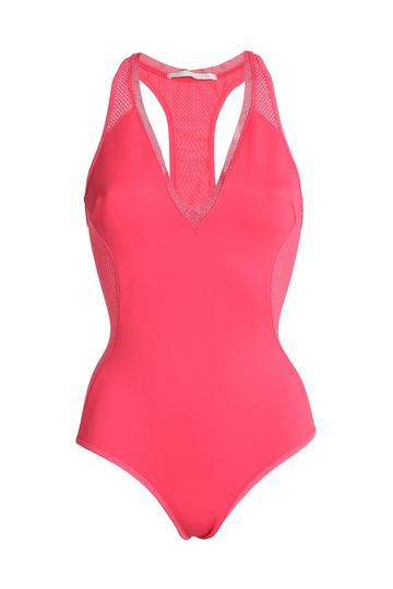 6ed9c1de5e717 Cutout neoprene and mesh swimsuit | STELLA McCARTNEY | Sale up to 70% off |  THE OUTNET