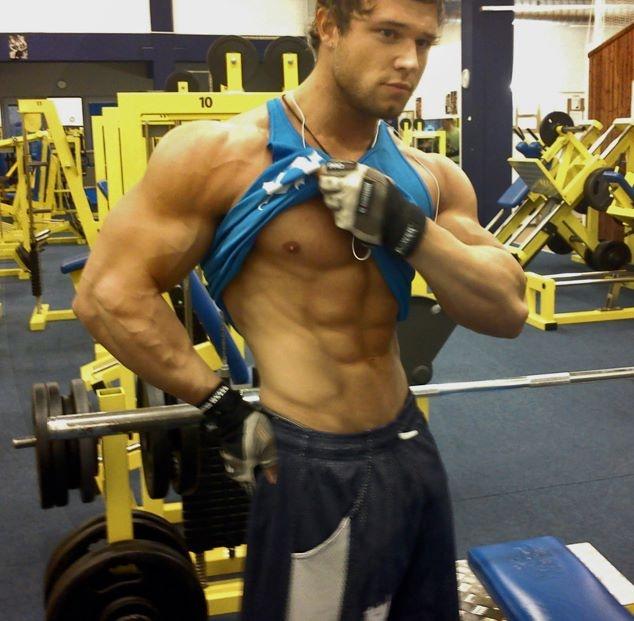 tomas klic fitness #fitfluential