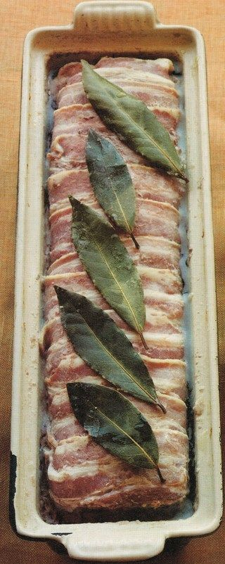 Divine, Country terrine