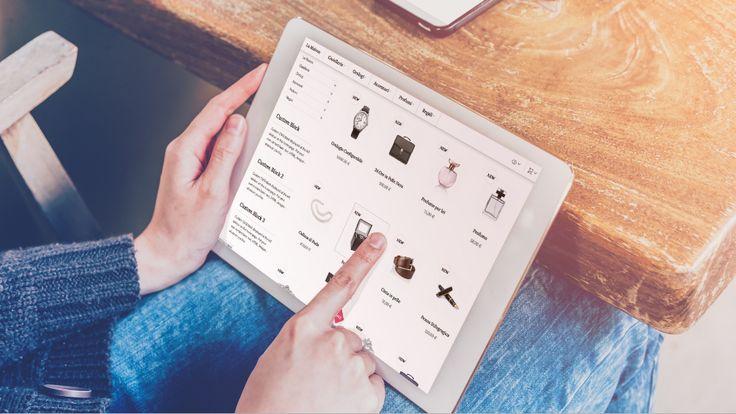 UX per i prodotti di un e-commerce, quali sono i tasti che ci aiutano?