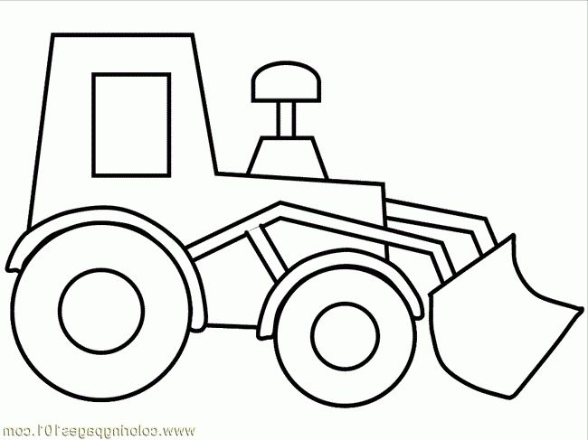 Construction Vehicles Coloring Pages Truck Coloring Pages Cars