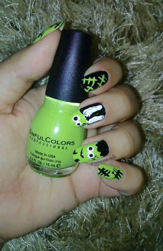 729 best Nails images on Pinterest | Uñas bonitas, Diseños ...