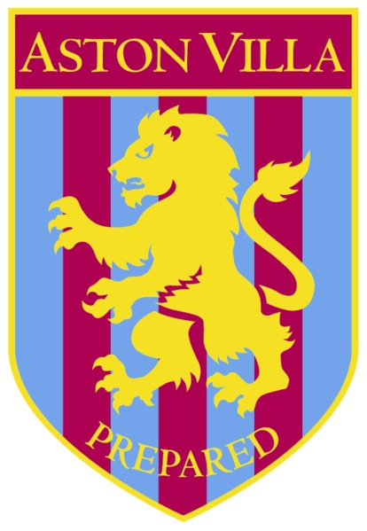 Aston Villa FC Birmingham England