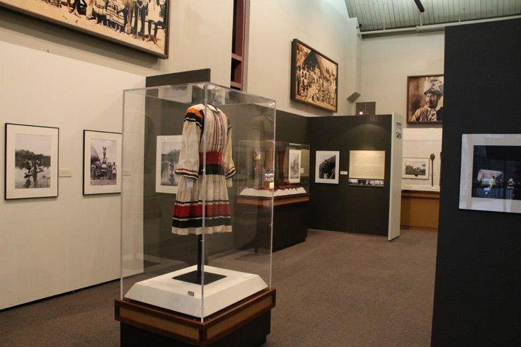 At Ah-Tah-Thi-Ki Seminole Museum.